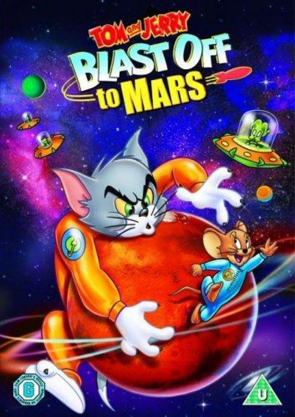 فيلم Tom and Jerry Blast Off to Mars! 2005
