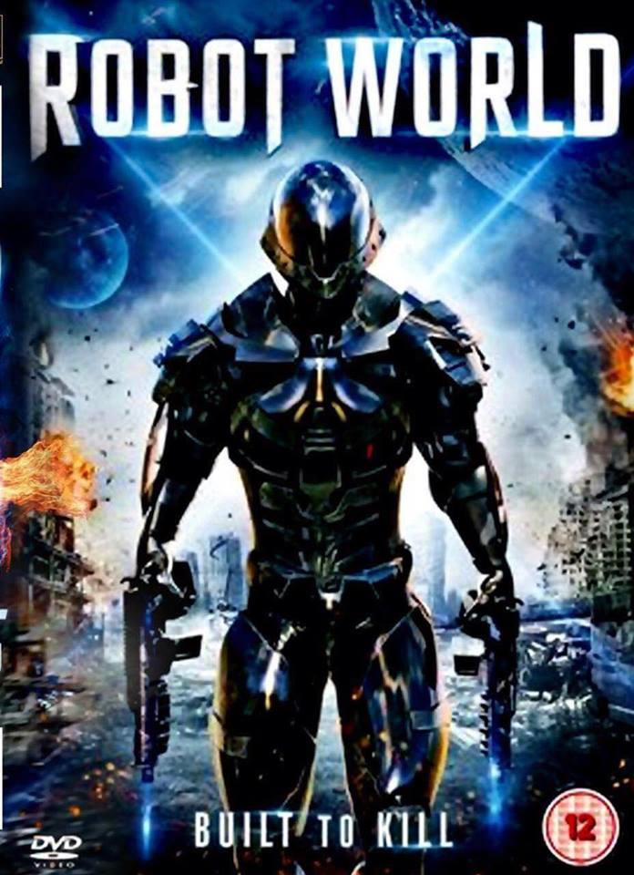 فيلم Robot World 2015 مترجم