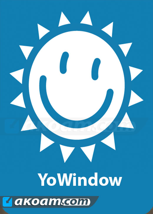 برنامج YoWindow v4 Build 80