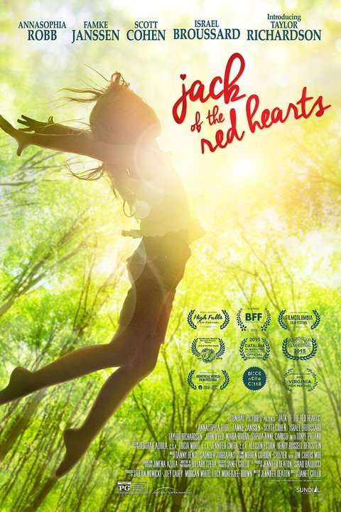 فيلم Jack of the Red Hearts 2015 مترجم
