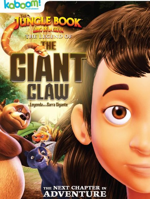 فيلم The Jungle Book The Legend Of The Giant Claw 2016مترجم