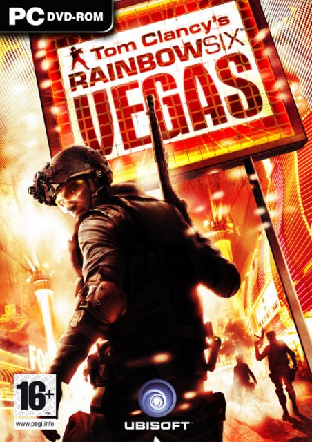 لعبة Tom Clancy's Rainbow Six Vegas ريباك فريق CorePack