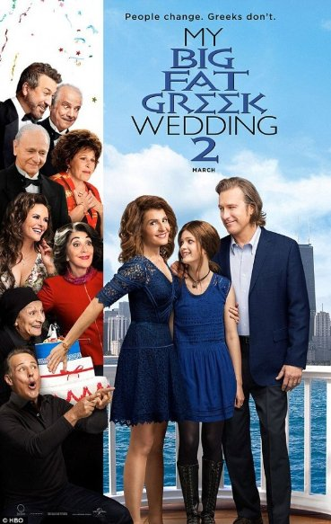 فيلم My Big Fat Greek Wedding 2 2016 مترجم