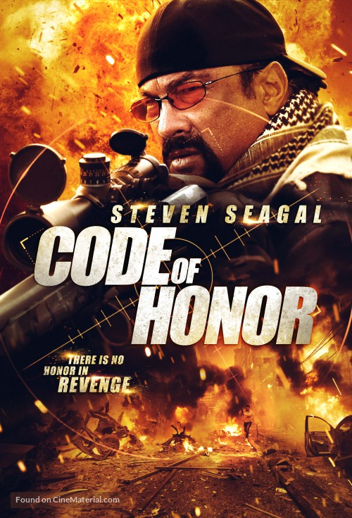 فيلم Code of Honor 2016 مترجم