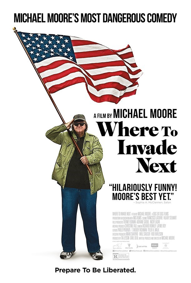 فيلم Where to Invade Next 2015 مترجم
