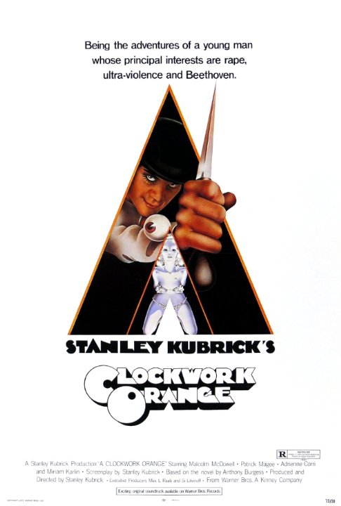 فيلم A Clockwork Orange 1971 مترجم