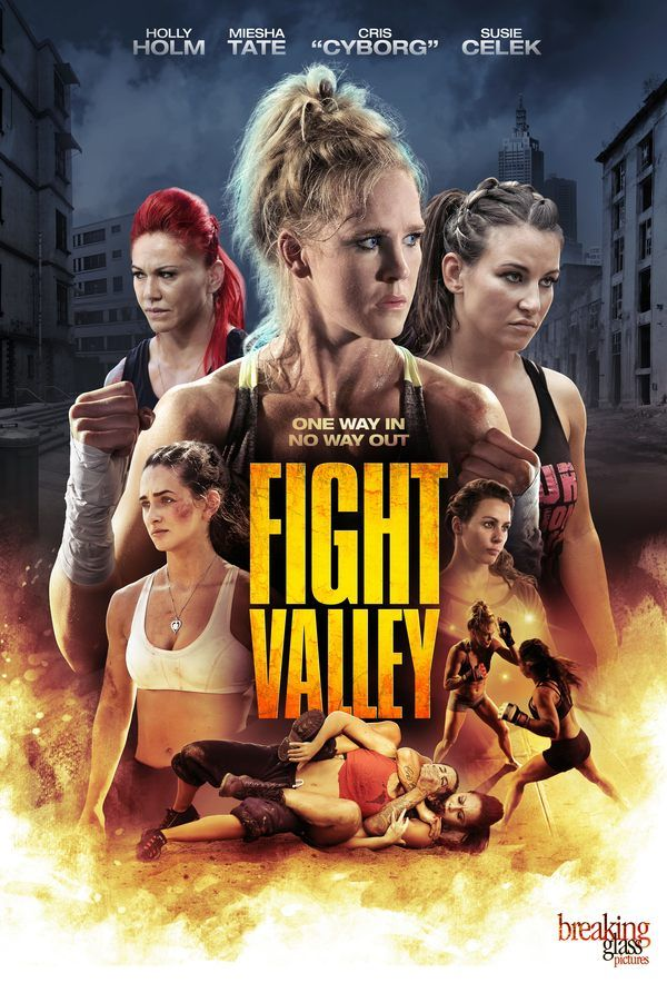 فيلم Fight Valley 2016 مترجم