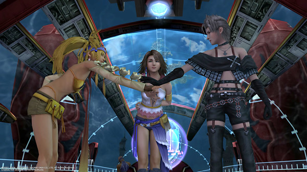 FINAL,FANTASY,Remaster,action,games,rpg,العاب,اكشن,فانتازيا,FINAL FANTASY X X 2 HD,FINAL FANTASY