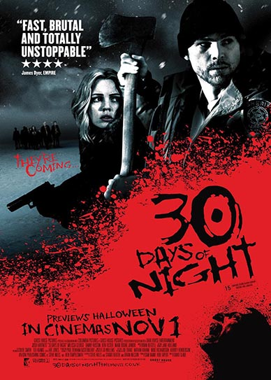 فيلم 30Days of Night 2007 مترجم