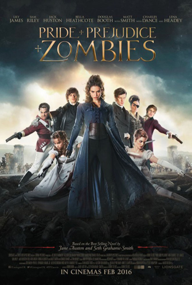 فيلم Pride and Prejudice and Zombies 2016 مترجم