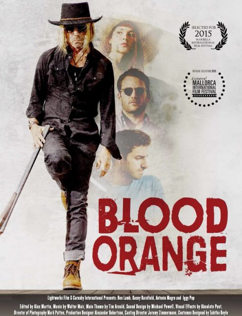 فيلم Blood Orange 2016 مترجم