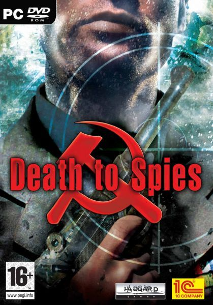 لعبة Death to Spies ريباك فريق R.G.Mechanics