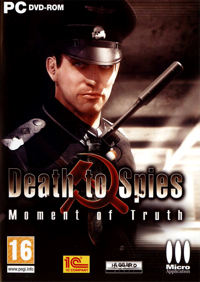 لعبة Death to Spies Moment of Truth ريباك فريق R.G.Mechanics