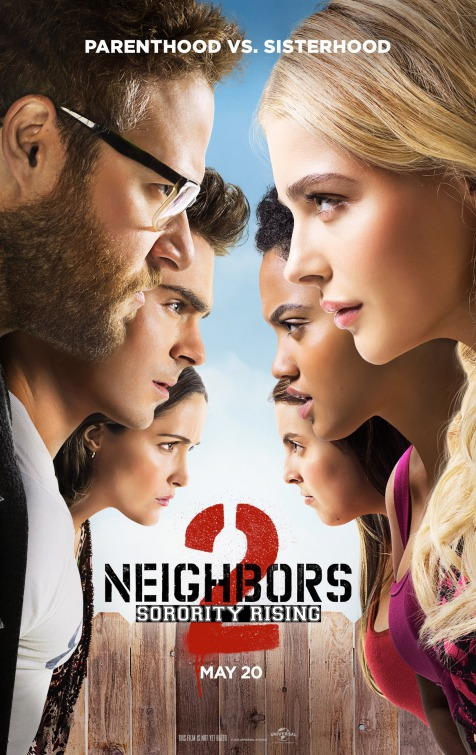 فيلم Neighbors 2: Sorority Rising 2016 مترجم