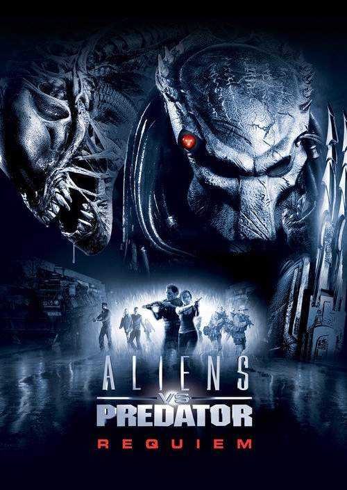 فيلم AVPR: Aliens vs Predator - Requiem 2007 مترجم