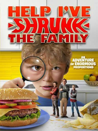 فيلم Help I Shrunk the Family 2016 مترجم