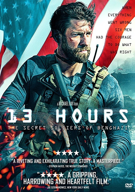 فيلم 13Hours: The Secret Soldiers of Benghazi 2016 مترجم