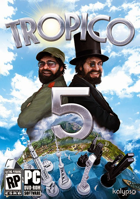 لعبة Tropico 5 Steam Special Edition ريباك فريق z10yded