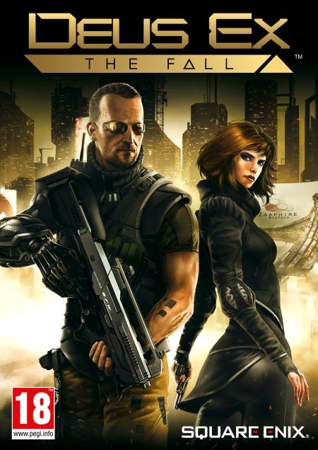 لعبة Deus Ex The Fall ريباك فريق z10yded