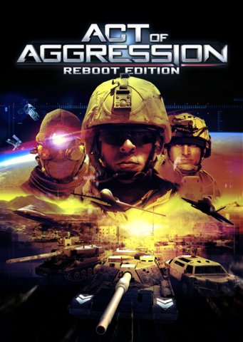 لعبة Act of Aggression Reboot Edition ريباك فريق CorePack