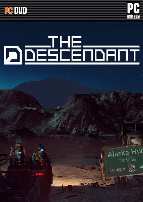 لعبة The Descendant Episode 2 بكراك PLAZA