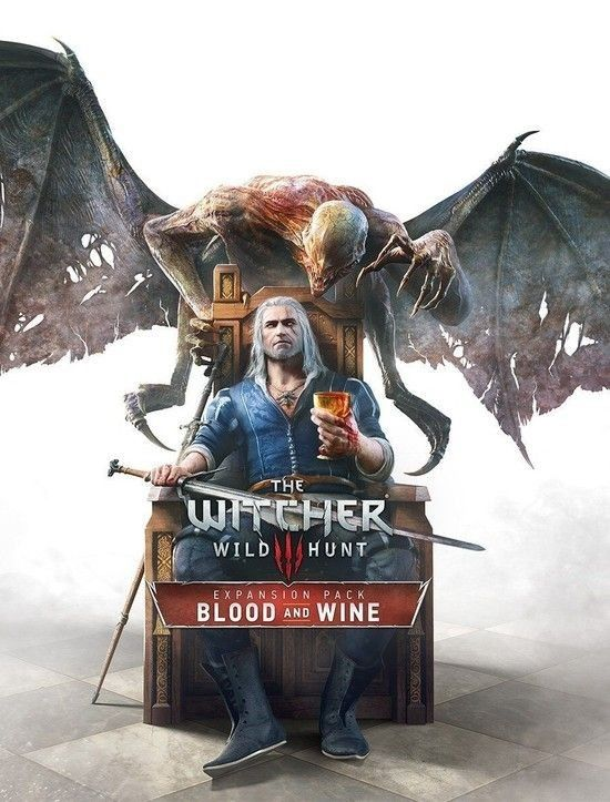 إضافة The Witcher 3 Wild Hunt Blood and Wine-GOG