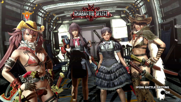 Chaos,Onechanbara,CODEX,Onechanbara Z2 Chaos,games,fighting,action,العاب,اكشن,قتال,كاملة