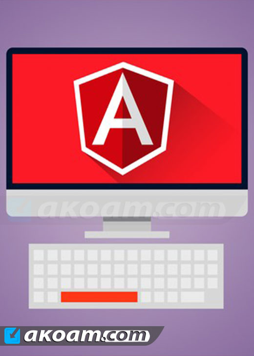 كورس Projects in AngularJS - Learn by building 10 Projects