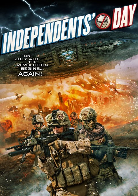 فيلم Independents' Day 2016 مترجم