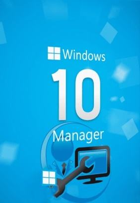 برنامج Windows 10 Manager 1.1.4 Final