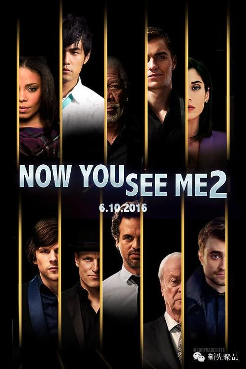 فيلم Now You See Me 2 2016 مترجم CAM