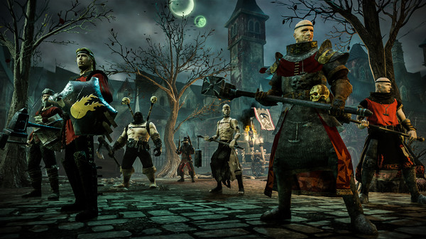 Mordheim,Witch,Damned,City,Hunters,CODEX,Mordheim City of the Damned Witch Hunters,GAMES,action,rpg,العاب,اكشن,فانتازيا