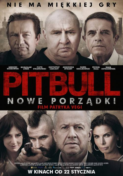 فيلم Pitbull. New orders 2016 مترجم