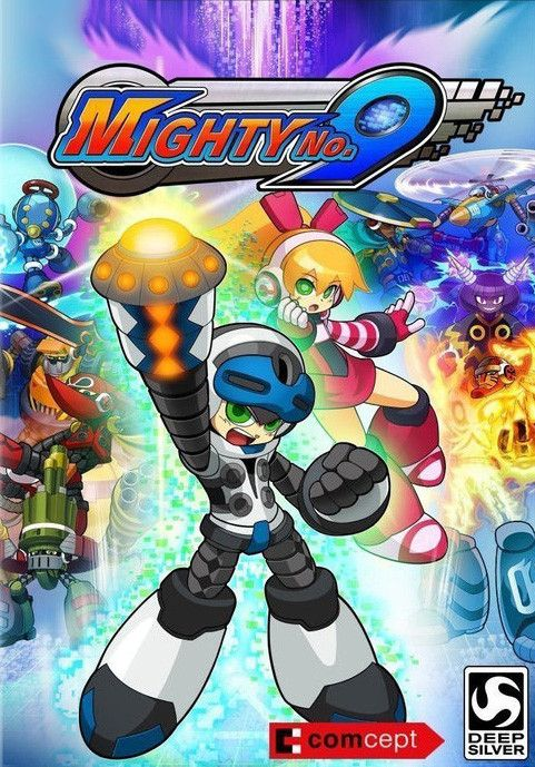 لعبة Mighty No. 9 بكراك CODEX