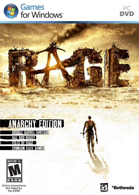 لعبة Rage Anarchy Edition ريباك فريق z10yded