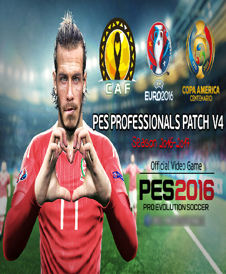 باتش PES Professionals Patch V4 AIO