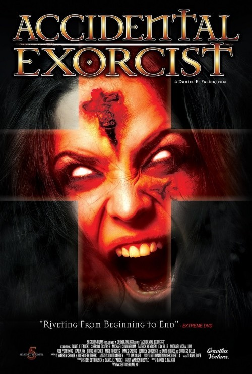 فيلم Accidental Exorcist 2016 مترجم