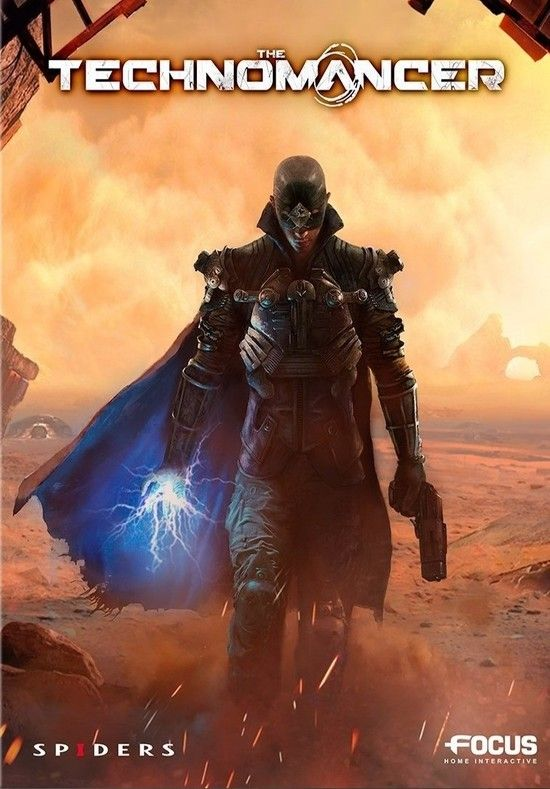لعبة The Technomancer بكراك CODEX