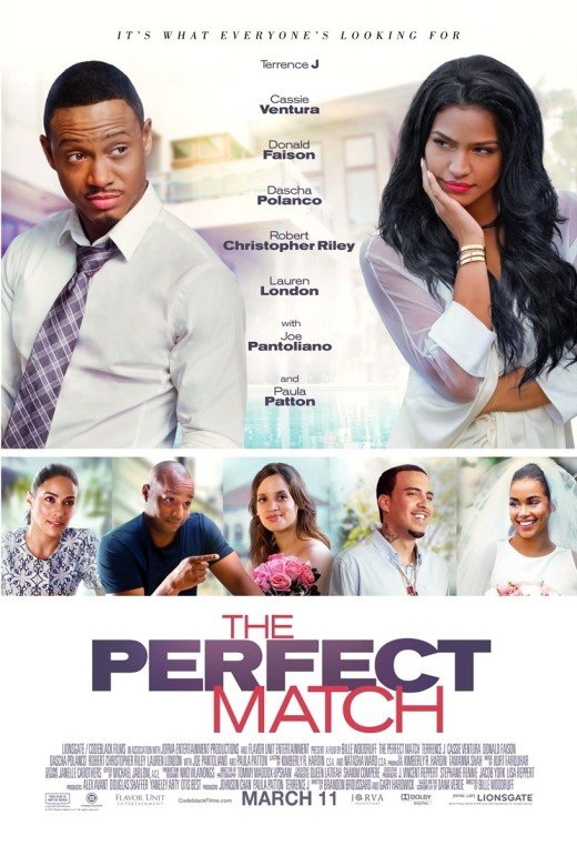 فيلم The Perfect Match 2016 مترجم