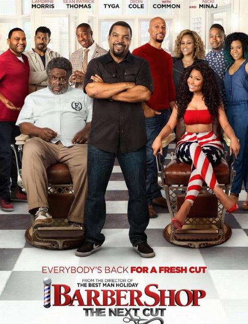 فيلم Barbershop The Next Cut 2016 مترجم