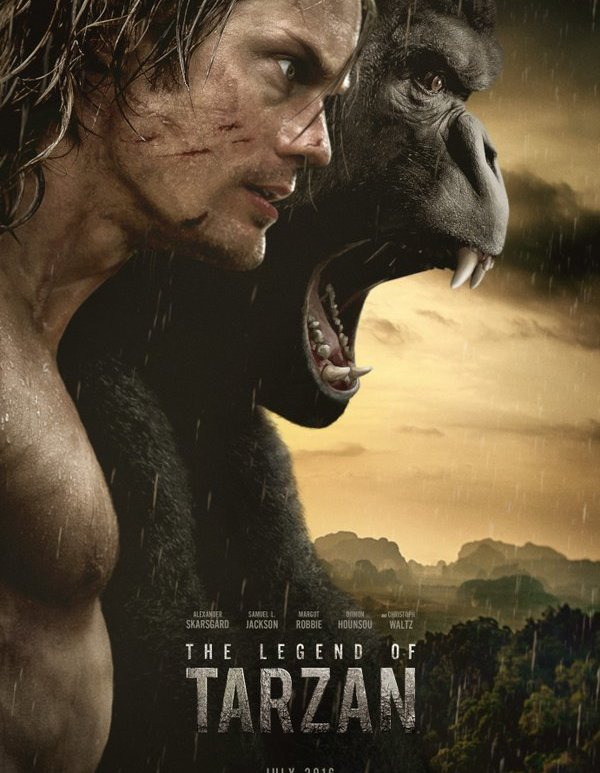 فيلم The Legend of Tarzan 2016 مترجم HDTS