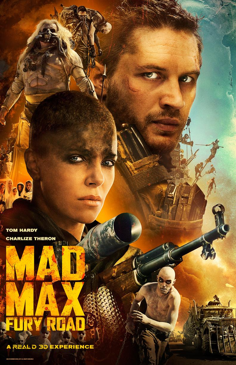فيلم Mad Max: Fury Road 2015 مترجم