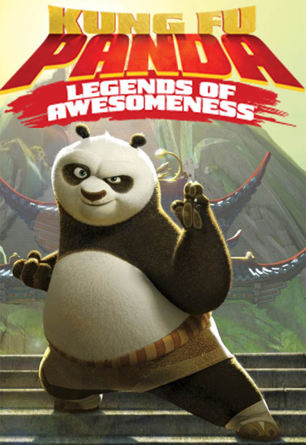 مسلسل Kung Fu Panda: Legends of Awesomeness مدبلج للعربية