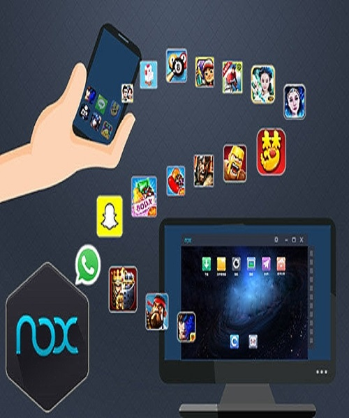برنامج Nox App Player 3.7.0.0