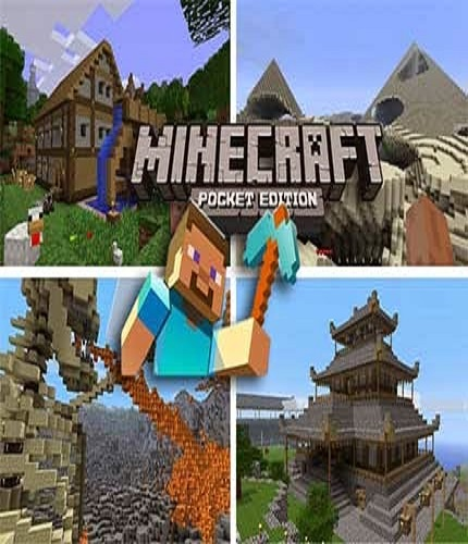 لعبة Minecraft Pocket Edition Modded 0.15.1.2