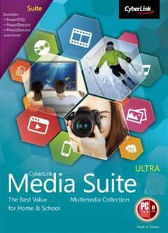 برنامج CyberLink Media Suite Ultra v14.0.0627.0