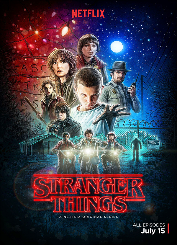 مسلسل Stranger Things مترجم