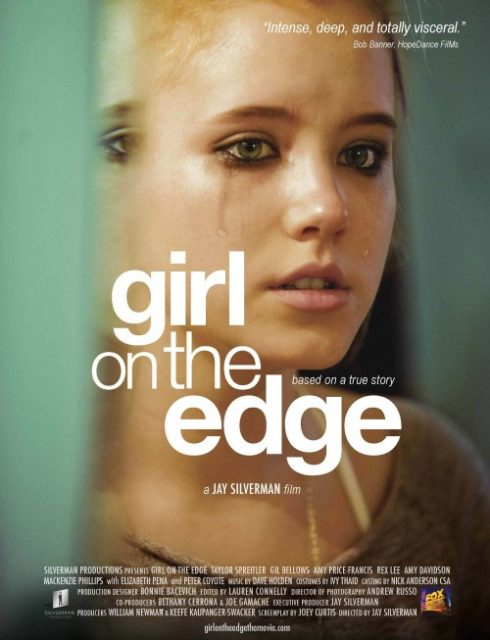 فيلم Girl On The Edge 2015 مترجم