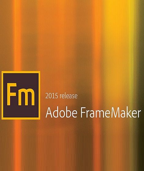 برنامج Adobe FrameMaker 2015 13.0.4
