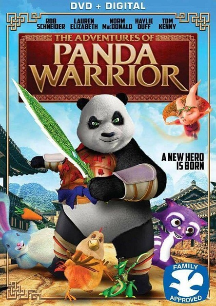 فيلم The Adventures of Panda Warrior 2016 مترجم